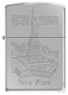 Zapalovač Zippo New York Statue Of Liberty 6525