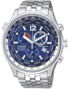 Hodinky Citizen AT0360-50L Chronograph World Time
