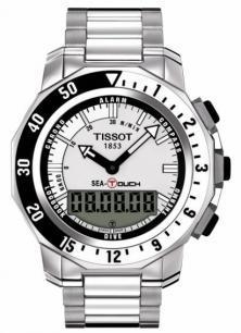 Hodinky Tissot Sea Touch T026.420.11.031.00 - 33 %