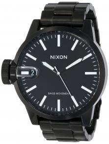 Hodinky Nixon Chronicle SS All Black A198 001