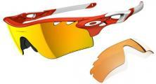 OAKLEY POLARIZED RADARLOCK PATH OO9181-08