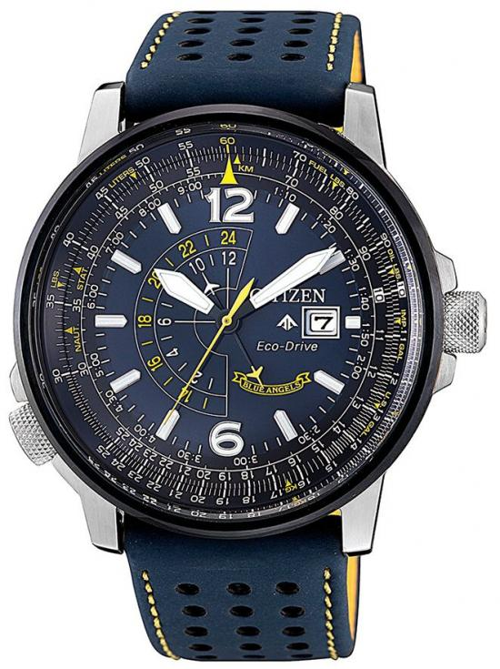 Hodinky Citizen BJ7007-02L Promaster Blue Angels