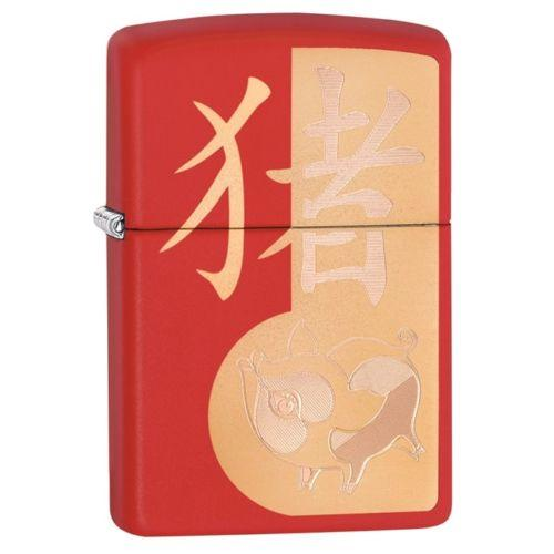 Zapalovač Zippo Year Of The Pig 29661