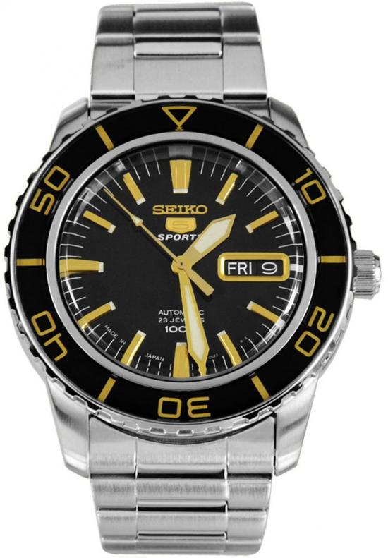 Hodinky Seiko 5 Sports SNZH57J1 Automatic Diver