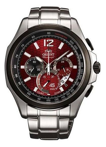 Hodinky Orient FSY00001H Sport Chronograph