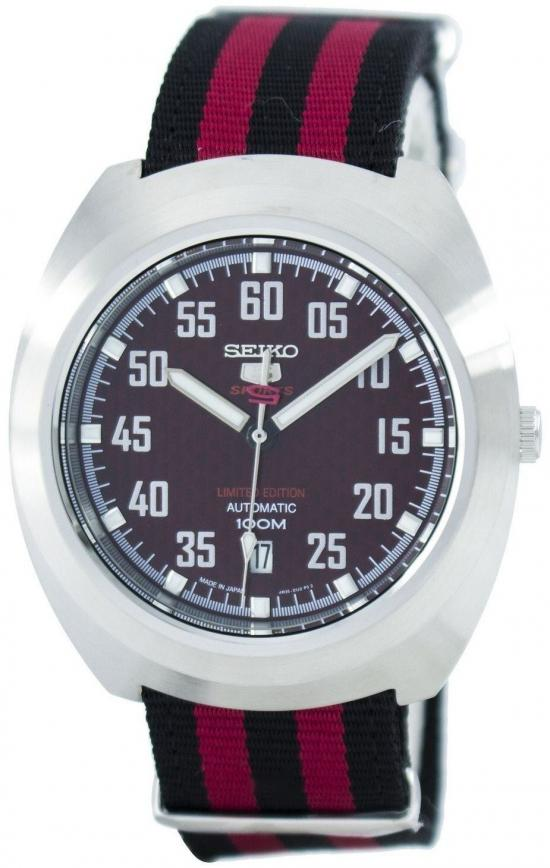 Hodinky Seiko Sports 5 SRPA87J1 Limited Edition