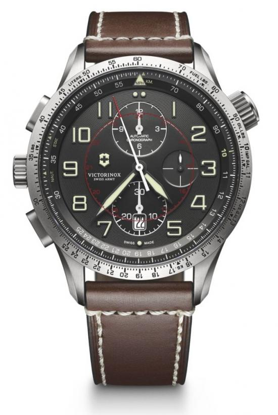 Hodinky Victorinox Airboss Mach 9 Mechanical Chrono 241710