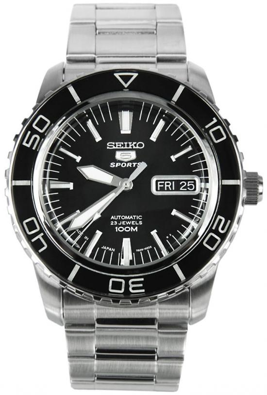 Hodinky Seiko 5 Sports SNZH55J1 Automatic Diver