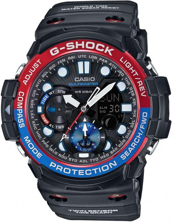 Hodinky Casio G-Shock GN-1000-1A Gulfmaster