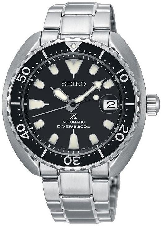 Hodinky Seiko SRPC35K1 Mini Turtle Sea Automatic