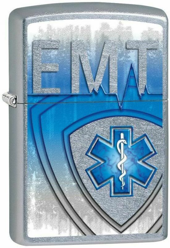 Zapalovač Zippo EMT - Emergency Medical Technician 5405