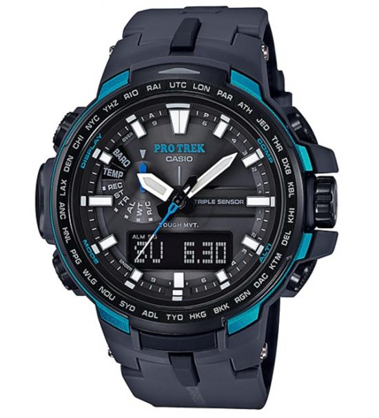 CASIO Pro Trek PRW-6100Y-1A Radiocontrolled