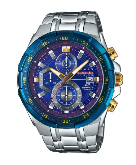 CASIO Edifice EFR-539RB-2A Infinity Red Bull Racing